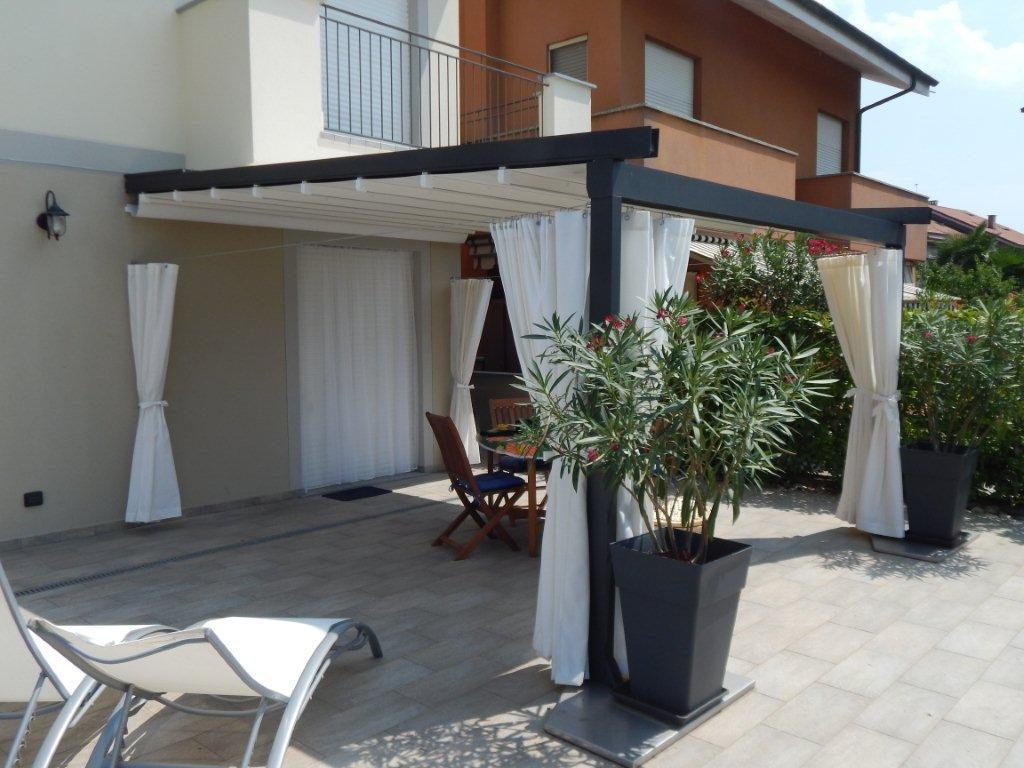 Tende modello pergola for Tenda per pergolato